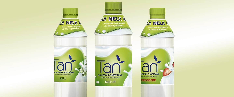 Probiotan - Food - Packaging Design - justblue.design