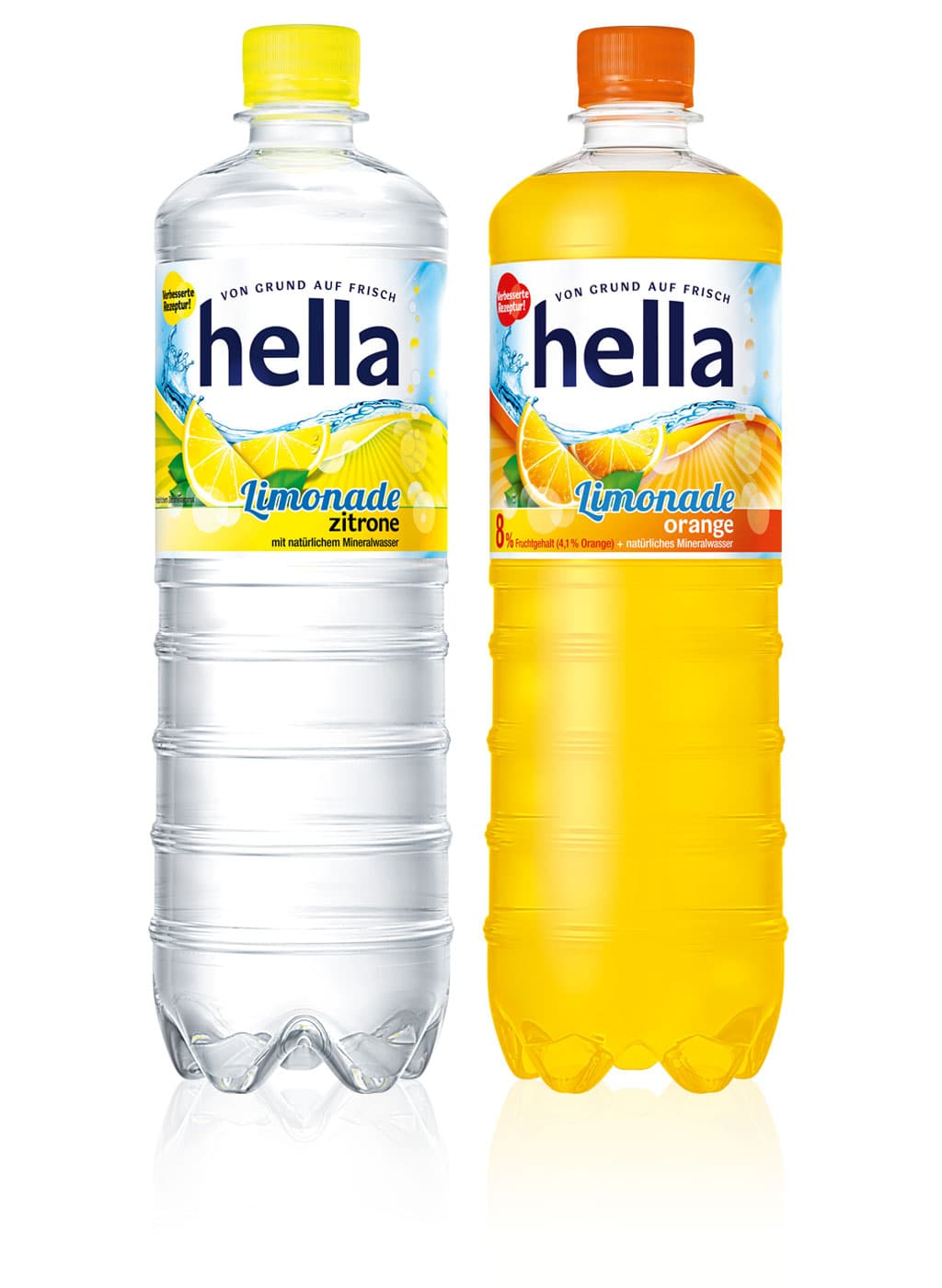Hella - Getränke - Packaging Design - justblue.design