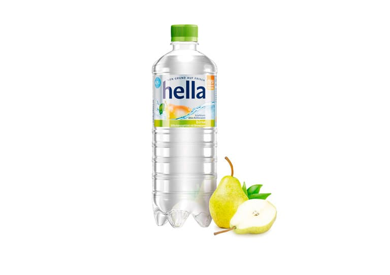 Hella - Getränke - Packaging Design - justblue.design